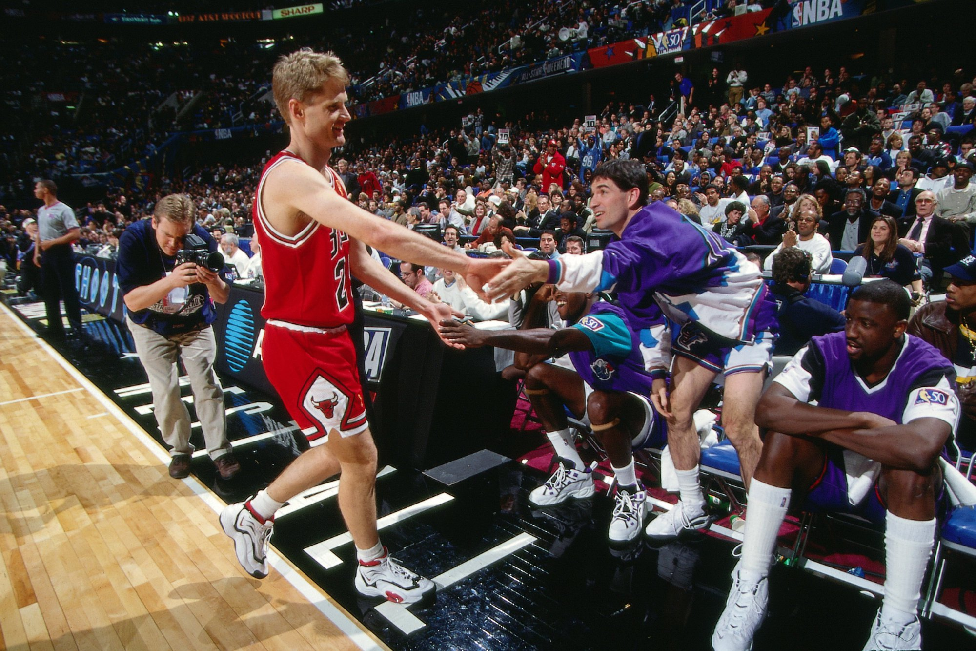 1997 AT&T Three Point Contest