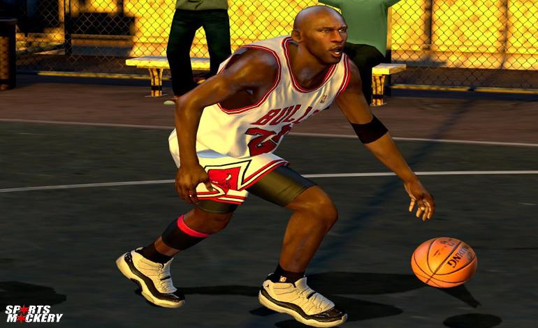 Michael Jordan 2K