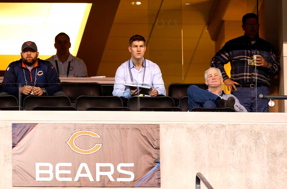 chicago bears scouting combine