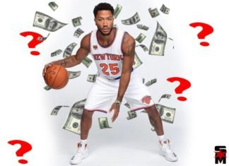 knicks insider derrick rose wants max contract free agency