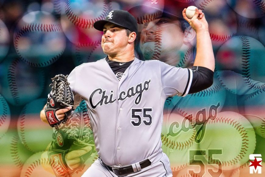 White Sox, Jose Quintana, trade, rotation, south side,