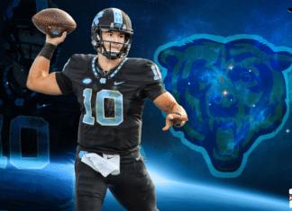 bears mitch trubisky draft