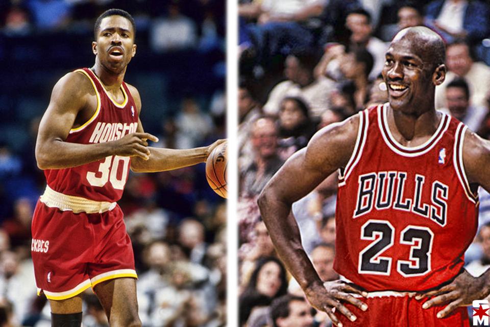 menta Estadio mitología  Kenny Smith Throws Serious Shade At Michael Jordan & '90s Bulls