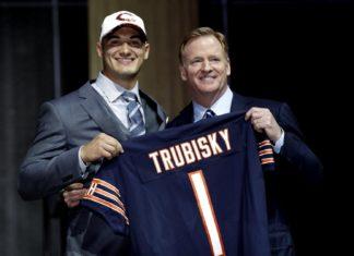 bears draft mitch trubisky