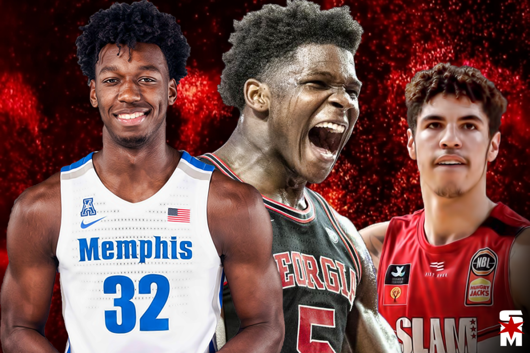Chicago Bulls Draft Rumors Anthony Edwards Or Lamelo Ball Likely To Fall Out Of Top 3