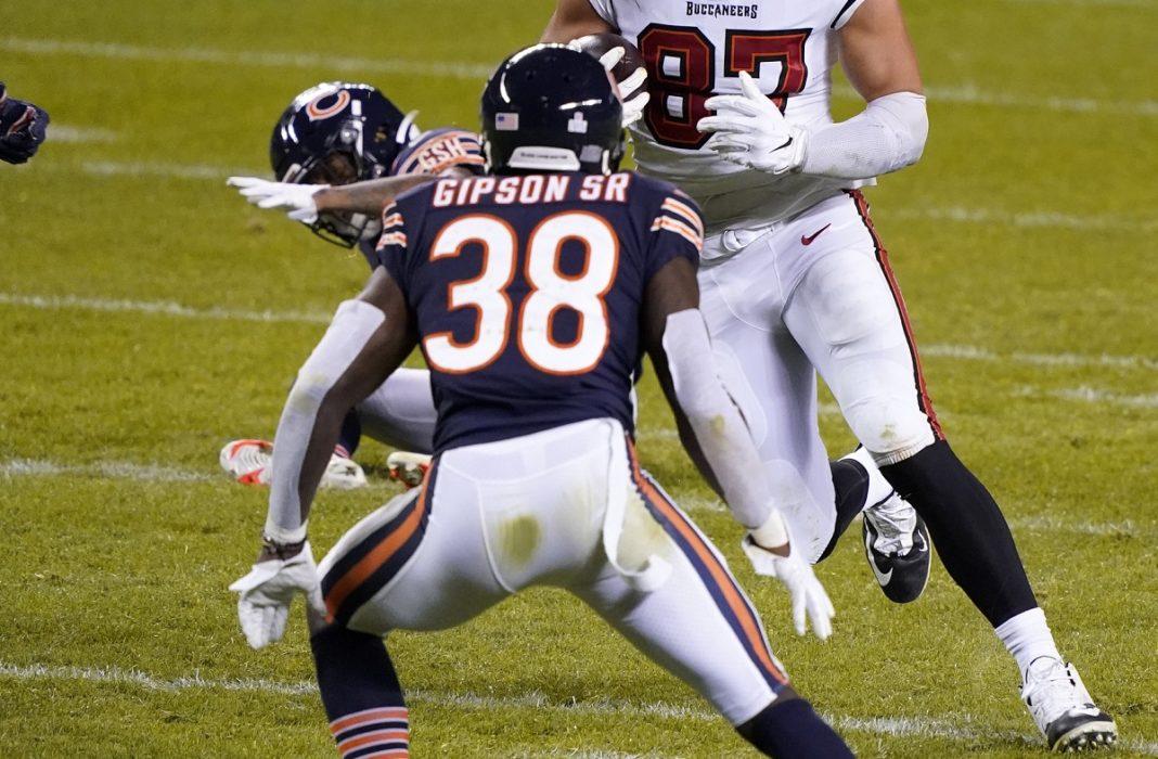 chicago bears defense