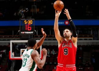 Nikola Vucevic Triple Double Vs Celtics