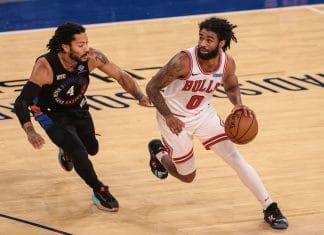 Derrick Rose New York Knicks