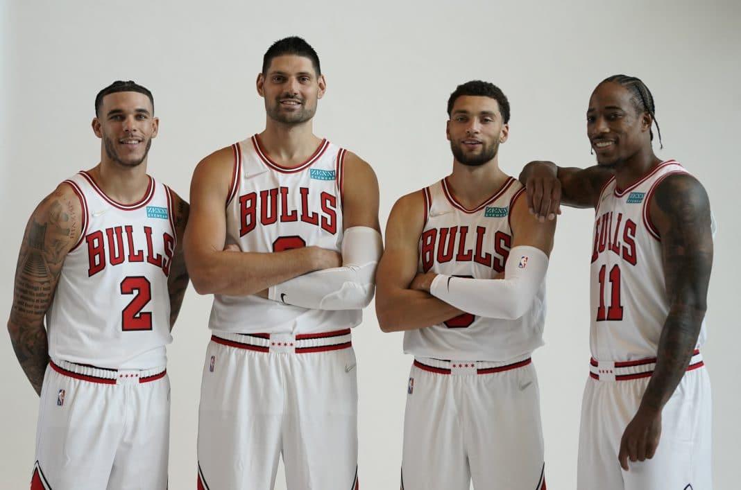 2021 Chicago Bulls